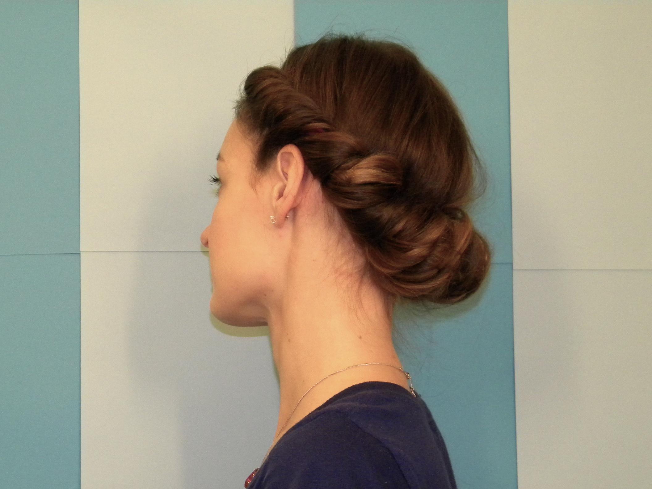 Hair tutorial: 5-minute overnight headband curls get your pretty on.