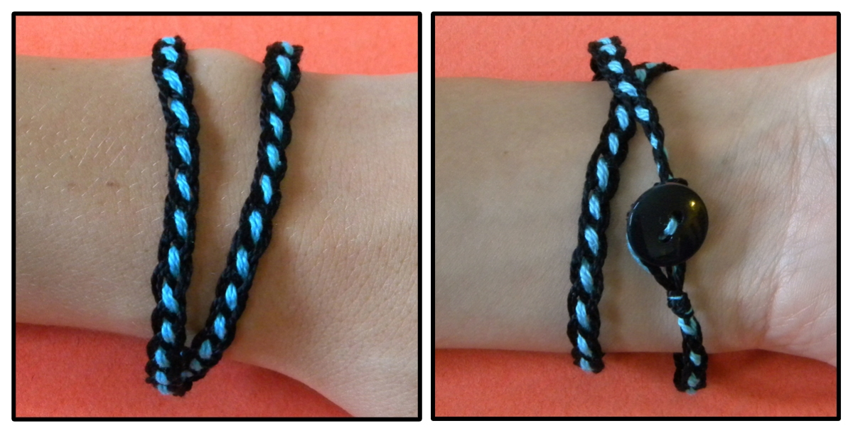 Grownup Friendship Bracelets